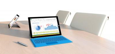 10 motivos que hacen de la Surface Pro 3 única en productividad y rendimiento