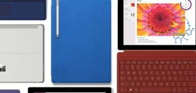 Un día de trabajo con la Surface Pro 3