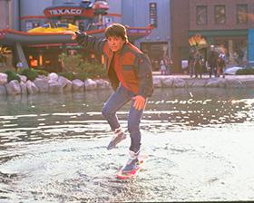 Imagen de la película Regreso al futuro 2