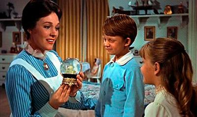 """Fotograma de la película """"Mary Poppins"""""""