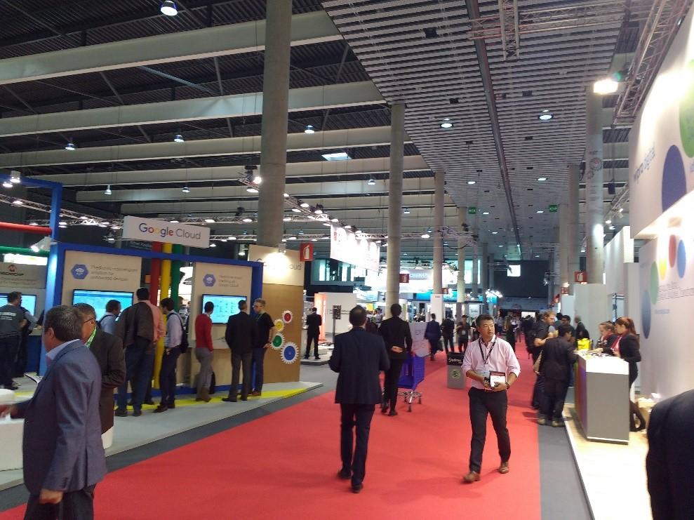 IoT Solutions World Congress 2017