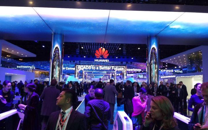 Pabellón de Huawei