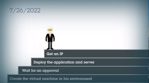 Paso 2: aprovisionamiento de una máquina virtual