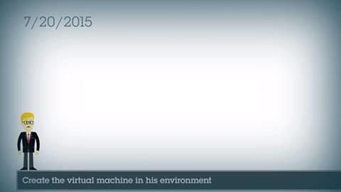 Paso 1: aprovisionamiento de una máquina virtual