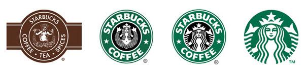 Starbucks rebranding