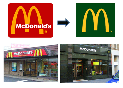 Rebranding McDonalds
