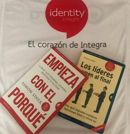 Libros disponibles en la biblioteca Integra Identity