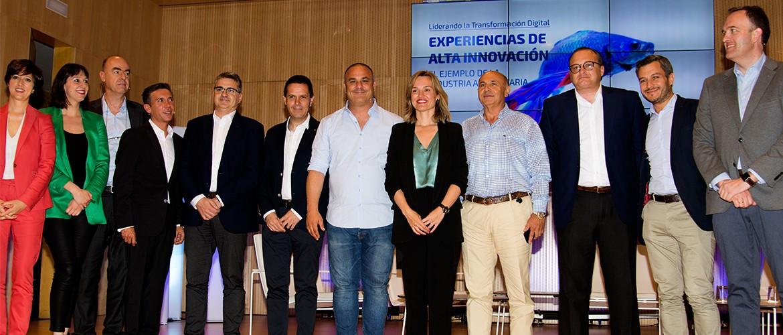 Evento Experiencias de Alta Innovación